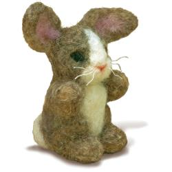 Bunny Needle Felting Kit by Dimensions