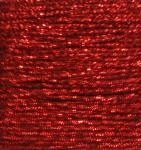Red Glitter Crafting Cord - 10 Yards by Craft Trim