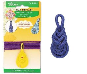 Aisian Knot Template - Tear Drop Knot