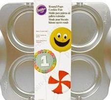 Round Pops Cookie Pan by Wilton