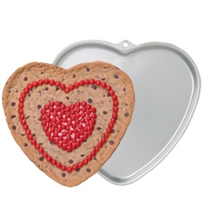 Giant Heart Cookie Pan - Wilton