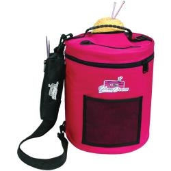 ArtBin Yarn Drum - Raspberry