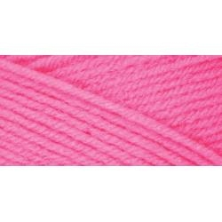 Pretty N Pink - Red Heart Super Saver Yarn - 7 oz