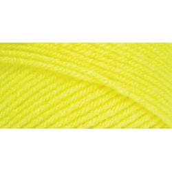 Bright Yellow - Red Heart Super Saver Yarn - 7 oz