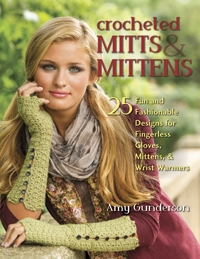 Crocheted Mitts and Mittens