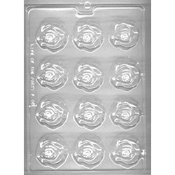 Roses Soap and Candy Mold - LorAnn