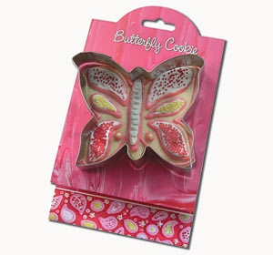 Butterfly Make More Cookies Cookie Cutter