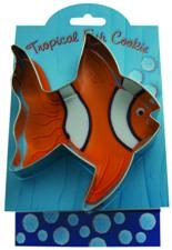 Tropical Fish - Make More Cookies Cookie Cutter