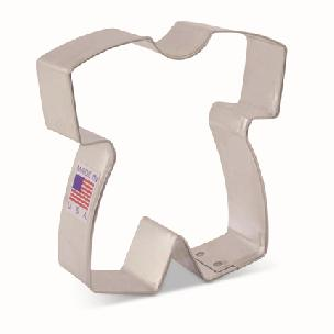 Baby Romper Cookie Cutter 3 1/4 inch by Ann Clark