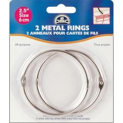 DMC Metal Craft Ring 2.5