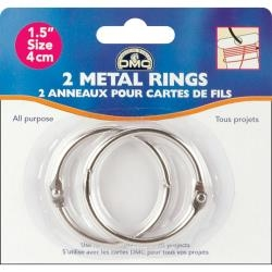 DMC Metal Craft Ring 1.5 inch