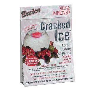 Cracked Ice Decorative Crystals - Makes 2-1/2 gallons