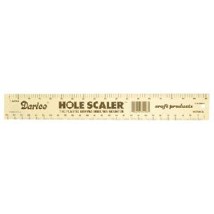 Plastic Canvas Hole Scaler