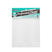 14 Mesh Plastic Canvas - Clear - 8-1/4 x 11 inches