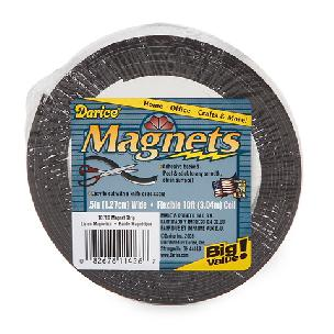 Magnet - Adhesive Back Strip - 10 ft