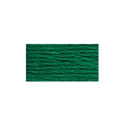 117-3818 Ultra Very Dark Emerald Green - Six Strand DMC Cotton Floss