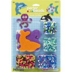 Perler Fused Bead Kit - Ocean Buddies