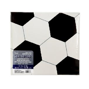 Soccer Textured Sports Memory Book with 12 x 12 inch pages
