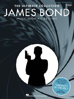 James Bond  The Ultimate Music Collection Updated
