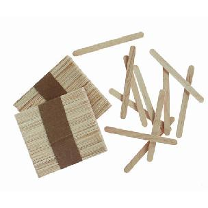 Craft Sticks - Natural - 150 count - 4.5 inch