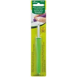 6.5mm K Amour Crochet Hook - Clover