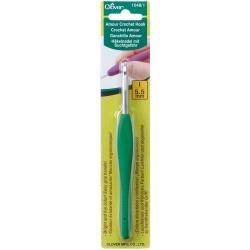 5.5mm I9 Amour Crochet Hook - Clover