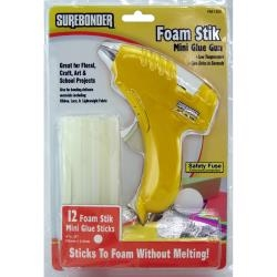 Foam Stick Mini Glue Gun