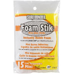 Foam Stick Mini Glue Sticks