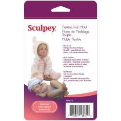 Infant - Sculpey Flexible Push Mold