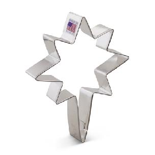 Star, Bethlehem Cookie Cutter 4 3/4 inches