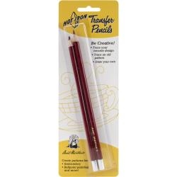 Hot Iron Transfer Pencils - from Aunt Martha's