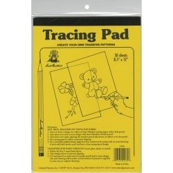 Hot Iron Transfer Tracing Pad - from Aunt Marthas