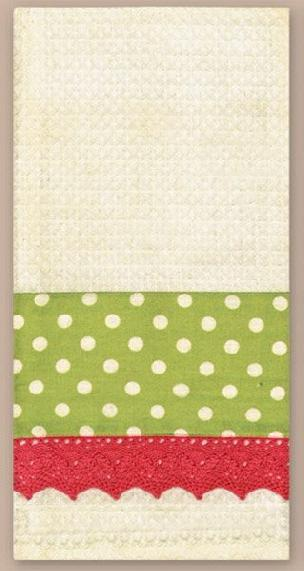 Ivory Waffle Towel 18 x 28 inches