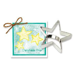 Star - Christmas Cookie Cutter 4 1/2 inches