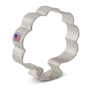 Turkey - Forward Facing Cookie Cutter, 3 5/8 inch - LilaLoa's
