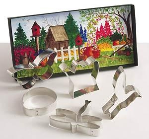 My Green Thumb Cookie Cutter Gift Set