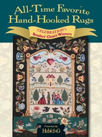 All-Time Favorite Hand-Hooked Rugs: Celebration's Reader's Choice Winners