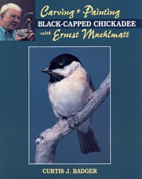 Carving & Painting a Black-Capped Chickadee