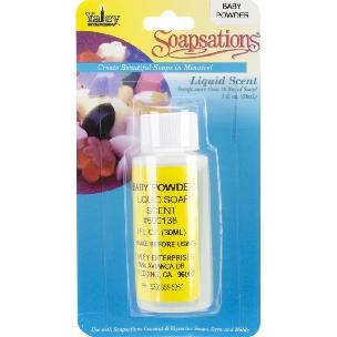 Soapsations Liquid Scent 1oz - Baby Powder
