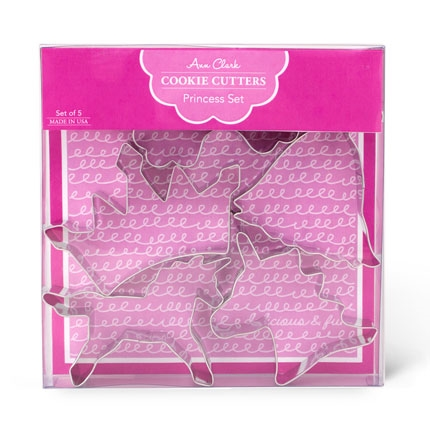 Fairytale Princess Boxed Set - Ann Clark Cookie Cutters