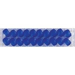 Royal Blue- Mill Hill Frosted Glass Seed Beads 2.5mm 4.25g