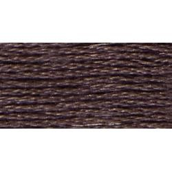 117-0009 Very Dark Cocoa - Six Strand DMC Floss