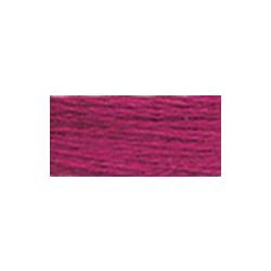 117-0917 Medium Plum - Six Strand DMC Cotton Floss