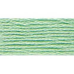 117-0013 - Medium Light Nile Green 6-Strand Cotton DMC Floss