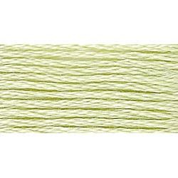 117-0014 - Pale Apple Green 6-Strand Cotton DMC Floss
